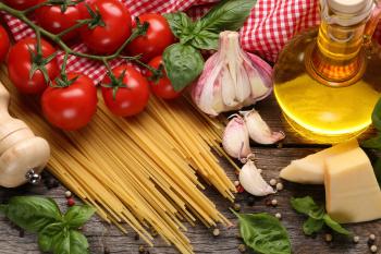 pasta pomodori aglio