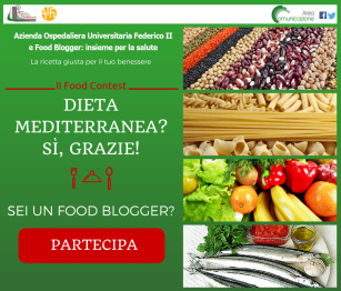 """""""Dieta mediterranea? Sì grazie!"""" Al via il food contest"""