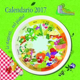Le stagioni...nel piatto! Il calendario 2017 del Policlinico Federico II
