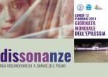 """Giornata mondiale dell'epilessia, la proiezione del docu-film """"Dissonanze"""""""