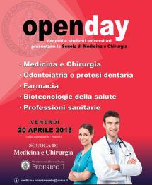 Docenti e studenti insieme per presentare l'offerta formativa della Scuola di Medicina e Chirurgia. Arriva l'open day di orientamento