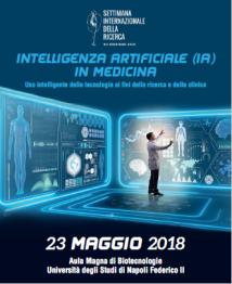 Intelligenza Artificiale in medicina, l'evento formativo al Policlinico Federico II