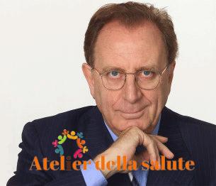 Atelier della Salute 2018: Michele Mirabella ospite d'onore della cerimonia conclusiva