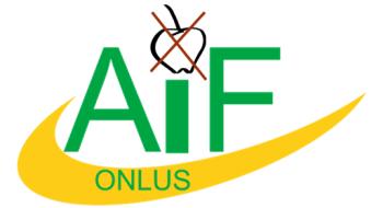 AIF ONLUS - Logo Vettoriale