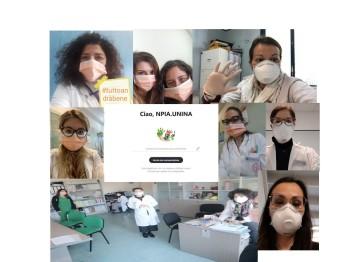Emergenza Coronavirus, al via il servizio di counseling via skype della Neuropsichiatria Infantile del Policlinico Federico II