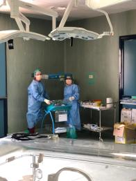 Partorire in sicurezza ai tempi del Coronavirus: Policlinico Federico II HUB regionale Materno-Infantile per la gestione delle donne in gravidanza Covid-19