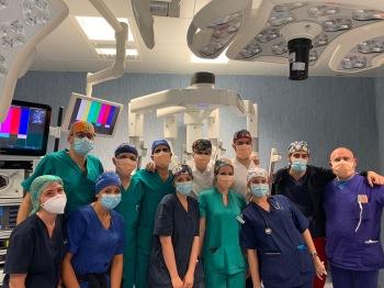 Tumori dell'esofago, al Policlinico Federico II una tecnologia innovativa e multidisciplinare per effettuare l'Esofagectomia