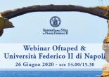'I Traumi della regione orbitaria in Età adolescenziale', ecco il webinar organizzato da OftaPed e Federico II