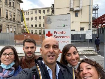 Chirurgia Pediatrica, l'equipe del Policlinico Federico II invitata ad operare a Milano