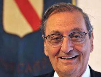 Addio al Professore Mario Luigi Santangelo, il saluto del Direttore Generale Anna Iervolino