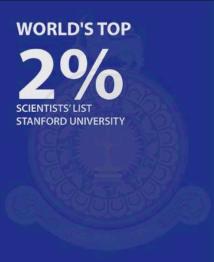 168 docenti della Federico II tra i migliori scienziati al mondo. Parola della Stanford University