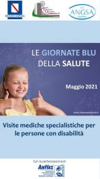 Policlinico Federico II, proseguono nel mese di maggio le giornate blu della salute dedicate alle persone con disabilità