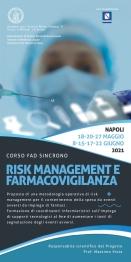 """""""Risk management e farmacovigilanza"""" , al via il corso di formazione avanzata organizzato dal Dipartimento di Scienze Biomediche Avanzate dell'Università Federico II"""