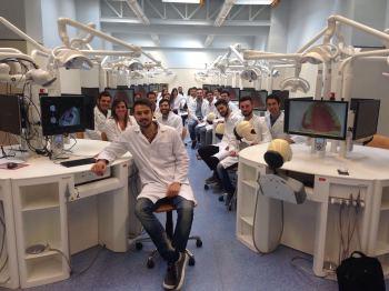 Odontoiatria, è in funzione la nuovissima aula per esercitazioni pratiche su manichini