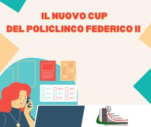 Arriva il nuovo Centro Unico di Prenotazione del Policlinico Federico II